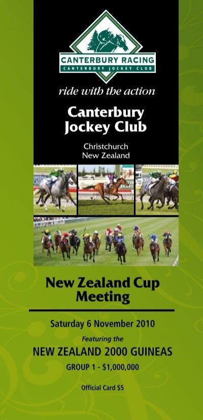 7 New Zealand Thoroughbred Racing