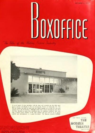Boxoffice-October 05 1957