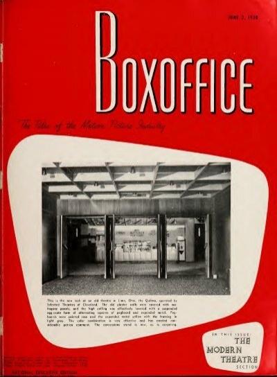 Boxoffice June 02 1958