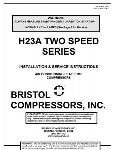 Bristol Compressor Wiring Diagram from www.yumpu.com