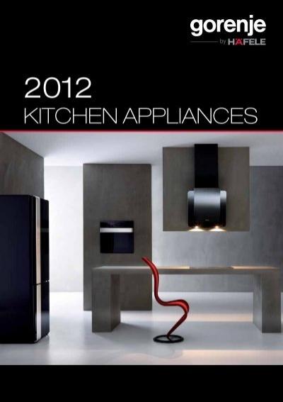 Kitchen Appliances Hafele