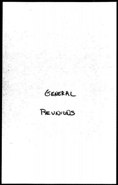 Articles Book III - Pg 1300-1479 (Reunions etc) - triadoption