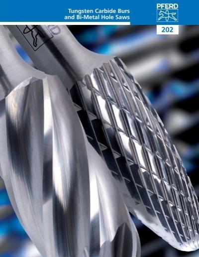 SN-51 Single Cut Carbide Burr 1//8 x 1//4 x 1//4 x 1 3//4 Inverted Taper