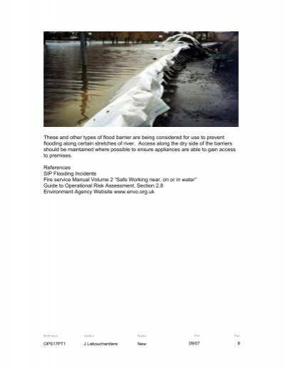 engineering options available to prevent flooding essay I think it's a wrong way, if we try to answer the question how can we prevent flooding this flooding situation is a natural thing isn't sustainable if we try to control the nature.