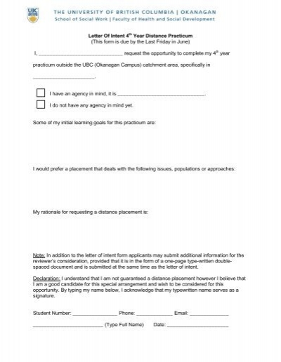 Thesis Supervisory Teamstudent Agreement Form Nserc Create