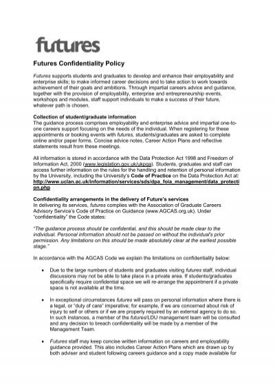 explain the term confidentiality