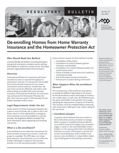 De enrolling homes from home warranty insurance and the de enrolling homes from home warranty insurance and the malvernweather Images