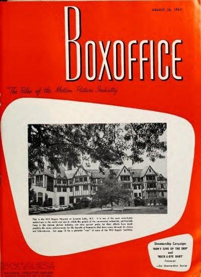 Boxoffice August 26 1963