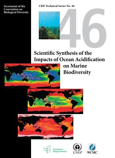 anthropogenic impact to oceanic biodiversity Anthropogenic carbon dioxide emissions and ocean acidification: the potential impacts on ocean biodiversity.