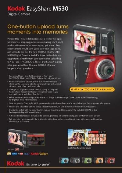 EasyShare M530 - Kodak