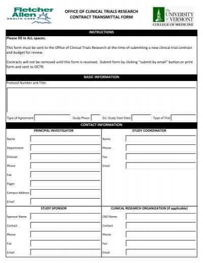 Document Transmittal Form S9Ignature C – Transmittal Form