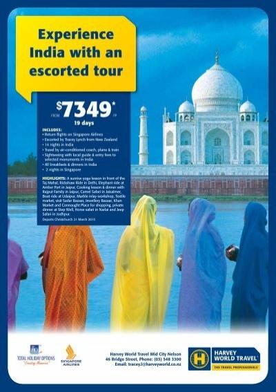 Harvey World Travel Christchurch