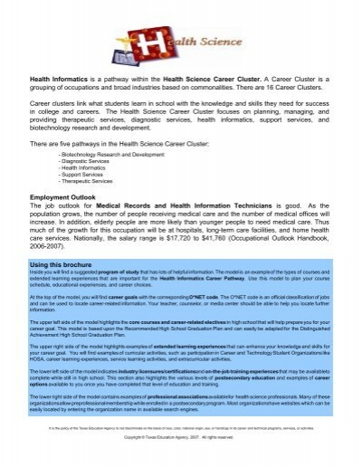 Medical Records 2pg - Achieve Texas