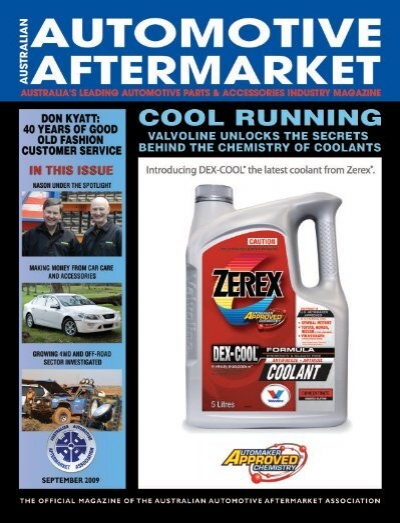 Australian Automotive Aftermarket