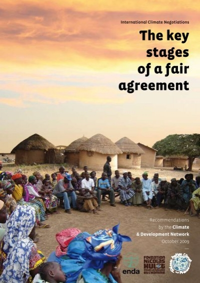 The Key Stages Of A Fair Agreement Enda Nergie Environnement