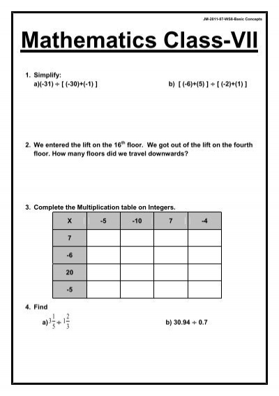 math worksheet : practice worksheet set theory class vii  math with jm  home : Set Theory Math Worksheets