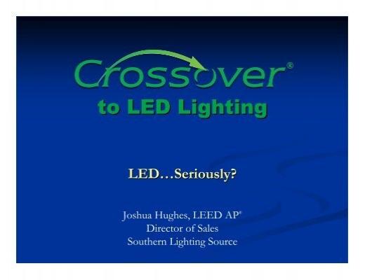 To Led Lighting Atlanta Area Section