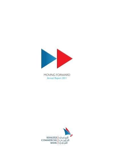 2011 Annual Report Khaleeji Commercial Bank Bsc