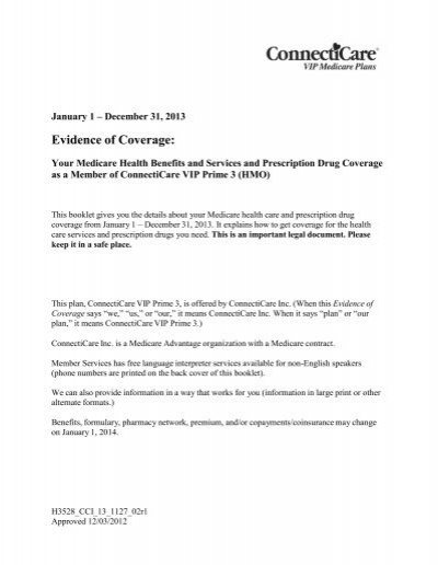 Coverage (EOC) - VIP Prime 3
