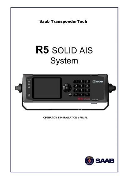 Ais Saab R5 >> R5 SOLID AIS System - Saab
