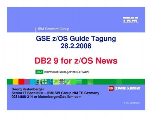db2 9 for z os news rh yumpu com