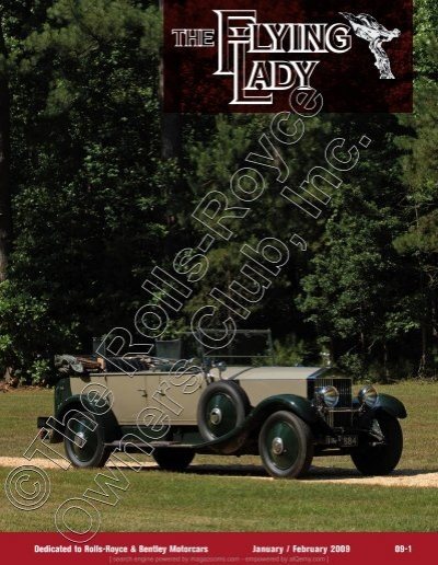Dedicated To Rolls Royce Bentley Motorcars Magazooms