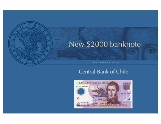 central banking notes But for the central bank, its notes are things owed the central bank's balance sheet differs from those of other banks because its monetary liabilities.