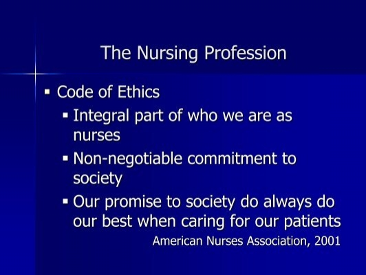 the nursing profession has gone through numerous First, our profession is struggling to identify an educational requirement for entry to practice as more health professionals continue to educate themselves through masters, doctorates and fellowships, many nurses do not enter the work force with a bachelor's degree.