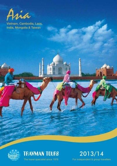 Download Asia PDF brochure - Travman Tours