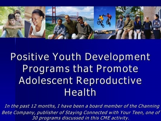 youth development programs Measuring youth development outcomes for community program evaluation and quality improvement: findings from dissemination of the rochester evaluation of asset development for.