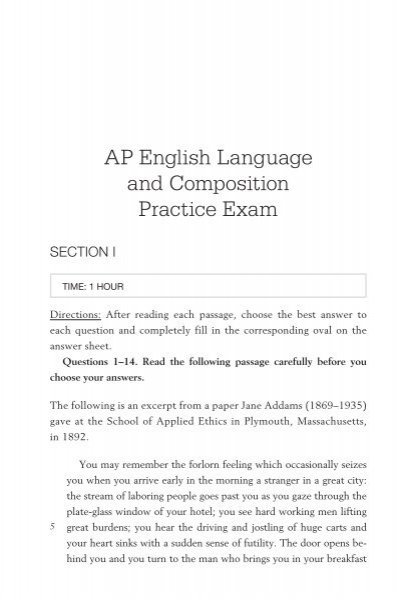 ap english language and composition mastering essay questions Find great deals for advanced placement (ap)  ap® english language and composition by  best way to answer the multiple-choice and essay questions you'll.
