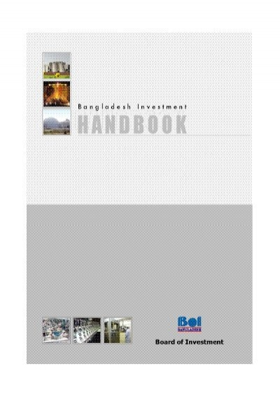 Board of Investment Bangladesh