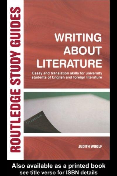 writing good literature essays