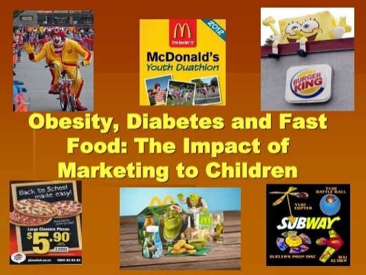 fast food advertising and childhood obesity United states: food advertising and now the uconn rudd center for food policy and obesity, found that fast food commercials digital food marketing to children.
