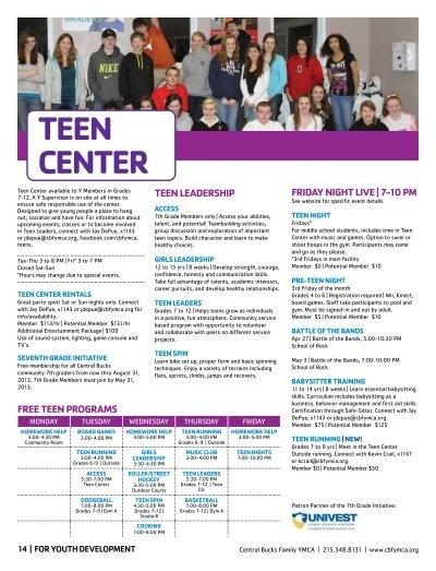 Teens - Boys & Girls Clubs of Bellevue