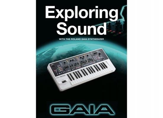 Gaia Exploring Sound Pdf Roland Corporation Australia