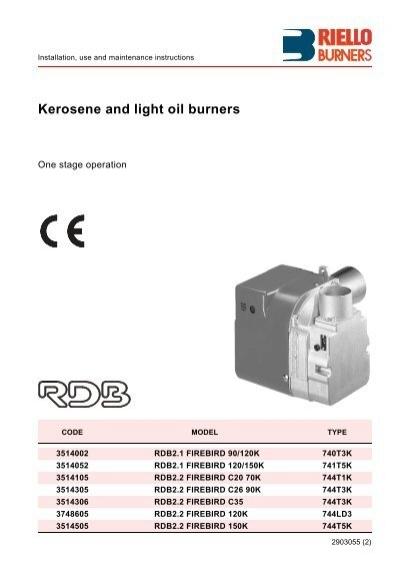 Boiler Installation: Firebird Oil Boiler Installation Instructions