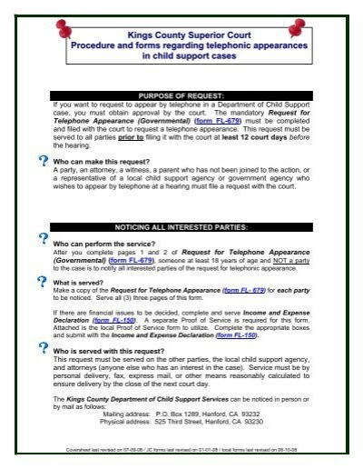 Telephone Service Request Form & Instructions