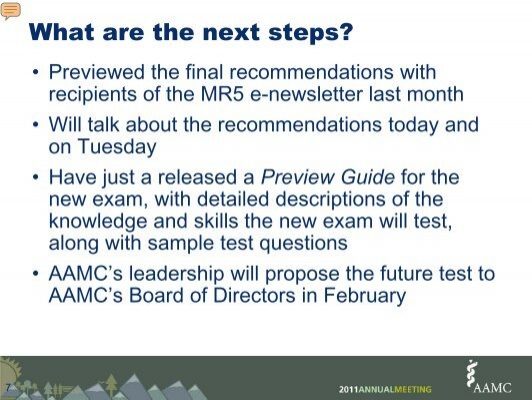 old aamc mcat exams pdf