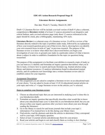 research on frozen food of literature review This guide will provide research and writing tips to help students complete a literature review assignment.