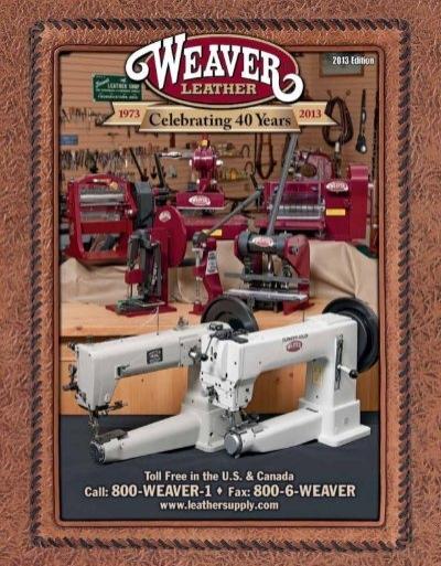 Pack of 12 Weaver Leather Wool Daubers