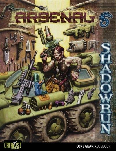Shadowrun Arsenal Index Of Free