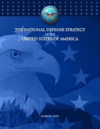 a study on the national military strategy Self study information guides & other has released the 2015 national military strategy describing how the us will use its joint force to meet current and.