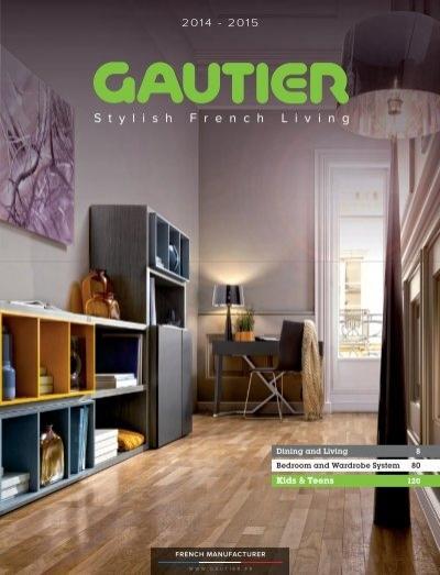 Gautier Catalogue Uk