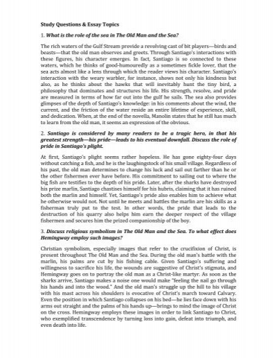 English Sample Essay  Sample Essay Thesis Statement also Global Warming Essay In English Study Questions  Essay Topics  What Is The   Henriksenenglish Descriptive Essay Thesis