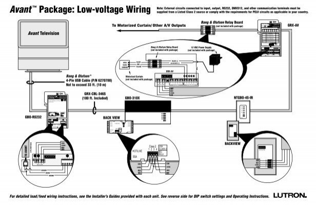 30128799 Which Wiring Is Used For Low Voltage on