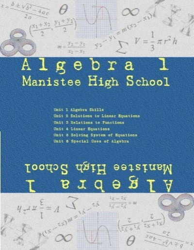 Untitled - Manistee County Schools