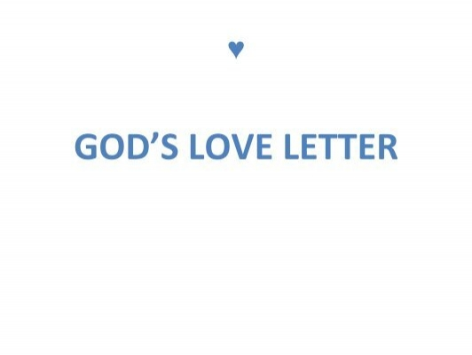 god s love letter god s letter altogether lovely ministries 21956