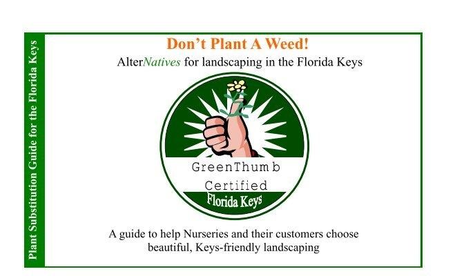 Greenthumb Certified Nurseries Florida Keys