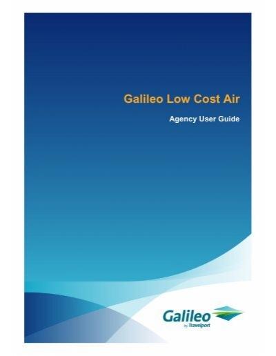 galileo low cost air user guide travelport support rh yumpu com cineca galileo user guide intel galileo user guide
